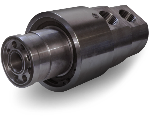 Girol - D series, dual flow indipendent rotating union
