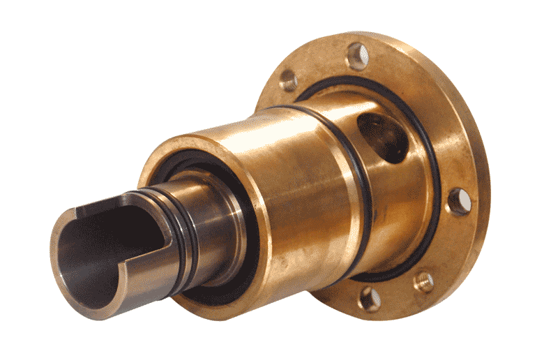 Girol - M series, rotary union for continuous casting machines