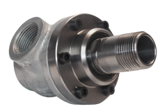 Girol - AB series, rotating union for steam or hot oil