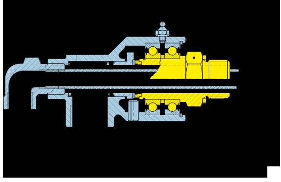 Serie UF Girol disegno tecnico